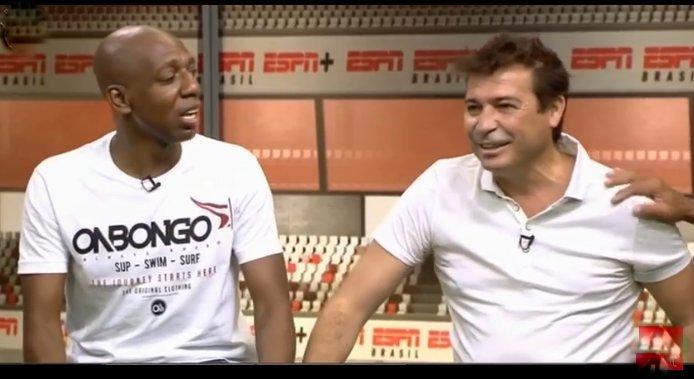 Amaral Relembra Final Do Mundial 2000 Contra O Corinthians