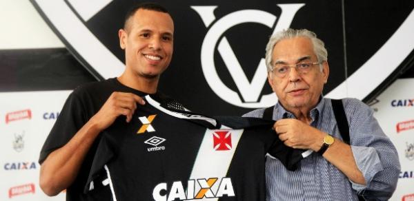 Vasco renovou com a Caixa e fechou patrocínio com a TIM