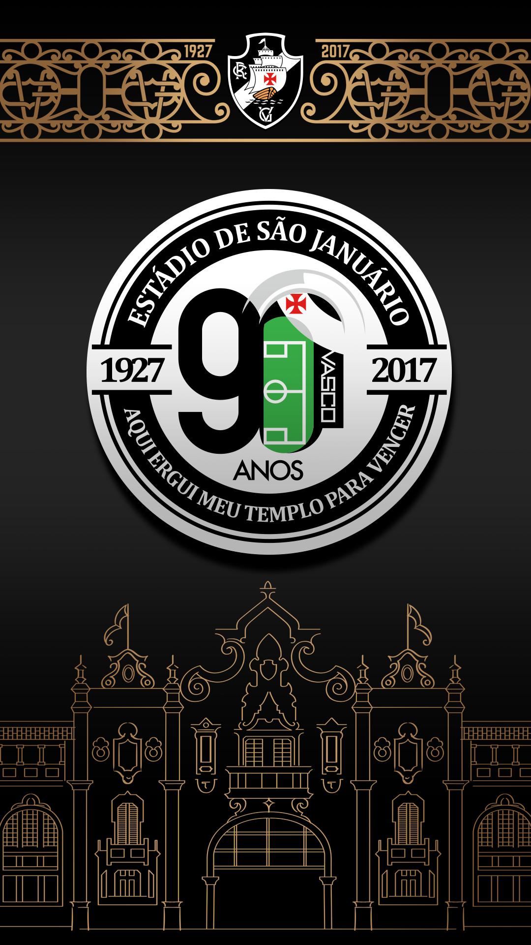 Vasco disponibiliza papeis de parede para smartphones com o tema 90 ... 724d057996e0c