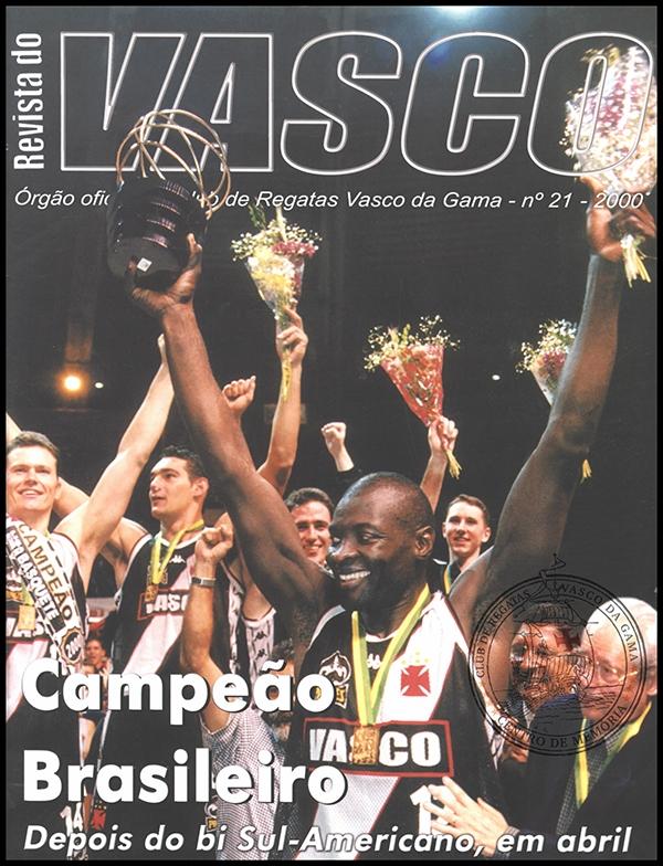 Revista do Vasco - Ano 2000 36b0cbebbe62a