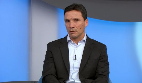 Zé Ricardo, ex-técnico do Flamengo