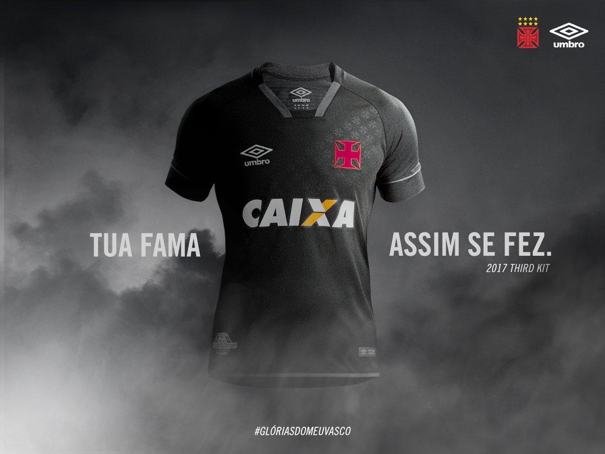 25079750fc6fe Umbro Brasil  UmbroBrasil. A nova armadura do torcedor cruzmaltino!   VascodaGama  VascoeUmbro