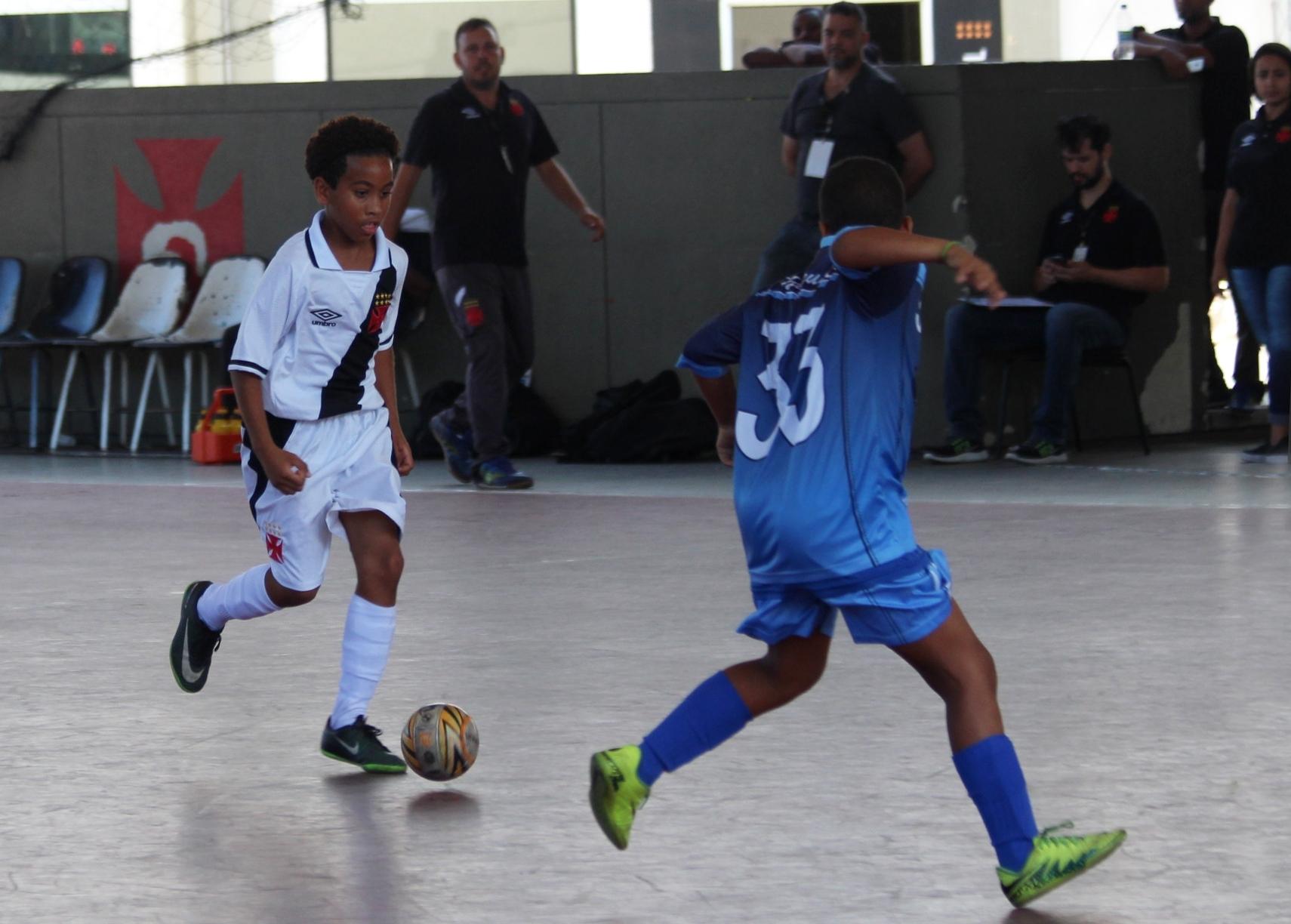 Futsal Base  Vasco luta por 7 títulos no Campeonato Estadual  1361e485a7ad8