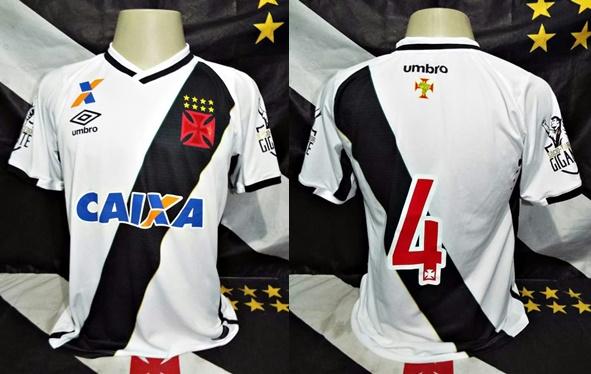 Veja retrospectiva das camisas utilizadas pelo Vasco na temporada ... 94c4c8de7b57e
