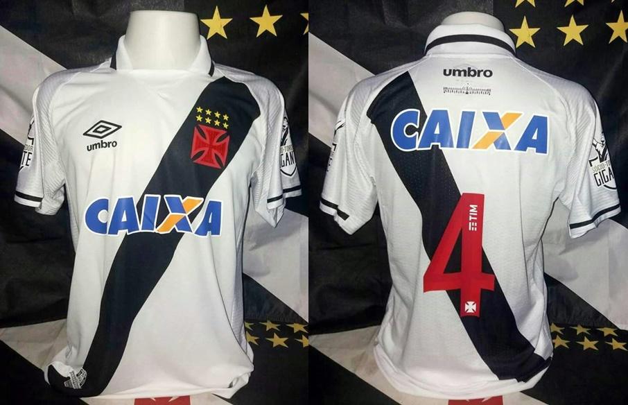 f5a9d3426af41 Veja retrospectiva das camisas utilizadas pelo Vasco na temporada ...