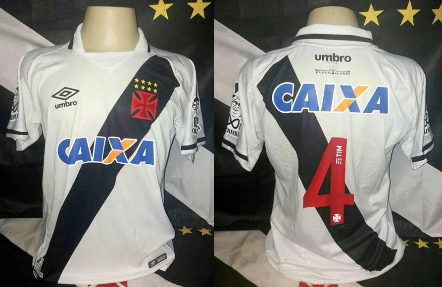 eab572672 Veja retrospectiva das camisas utilizadas pelo Vasco na temporada ...