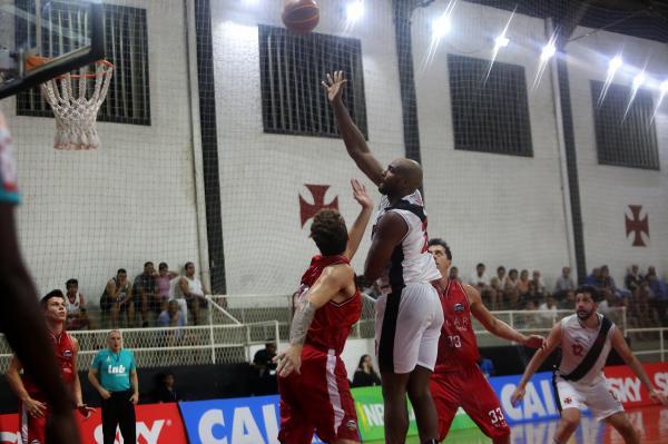 #NBB Vasco 96x92 Basquete Cearense - (pós jogo)