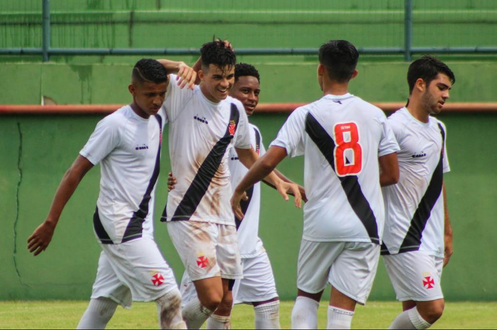 Juniores  Vasco vence o Boavista por 4 a 2 e vai à final da Taça Rio ... 2e44fd7083b91
