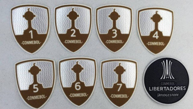 Conmebol indefere pedido do Vasco para utilizar o patch da ... 12bb14dc0c417