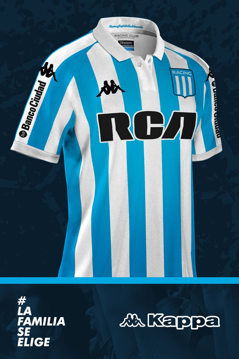 Fonecedora do Racing promete sortear uma camisa do clube para cada ... 2058588a55523