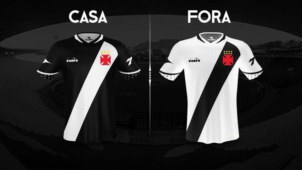 5b31f455a8 Protótipos das novas camisas do Vasco circulam na internet; confira ...