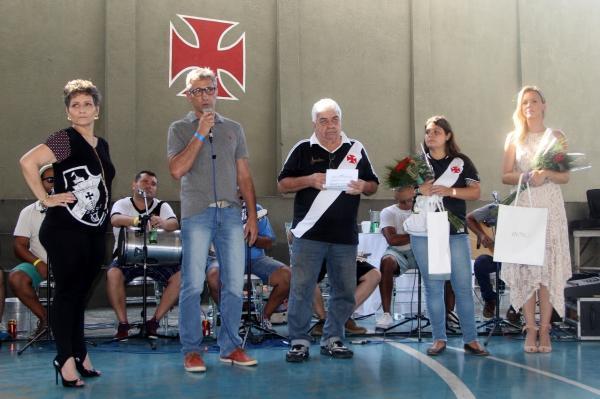 Sonia Maria Andrade dos Santos, Alexandre Campello, José Pinto Monteiro, Carolina Sousa e Lorena Campello