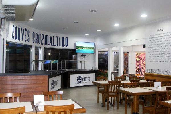 Convés Cruzmaltino estará de portas abertas para o torcedor