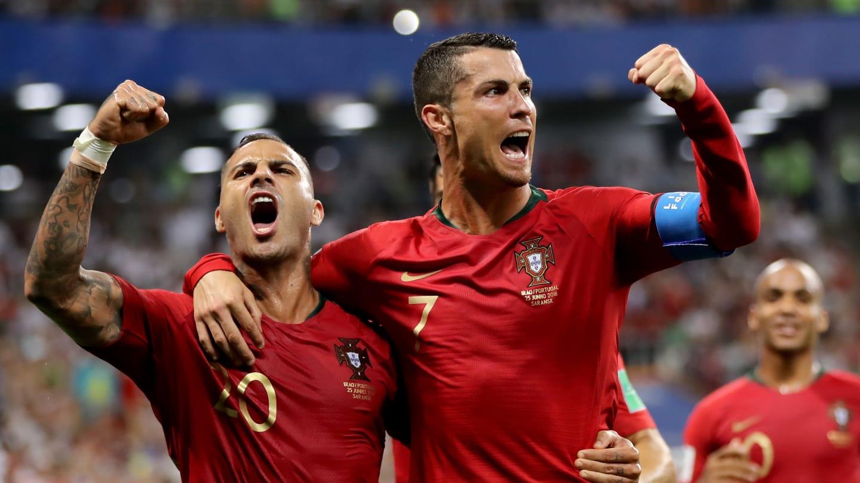 20a249e45f Portugal empata com o Irã por 1 a 1 e enfrentará o Uruguai de Martín ...