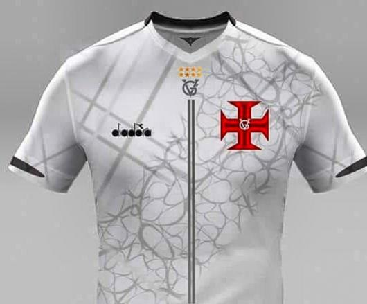 4c5c03fd14 Foto de suposta nova terceira camisa do Vasco circula na internet ...