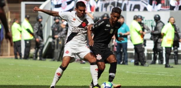f8c14835d7 Vasco e Corinthians atuaram em Brasília. Mando era dos cariocas