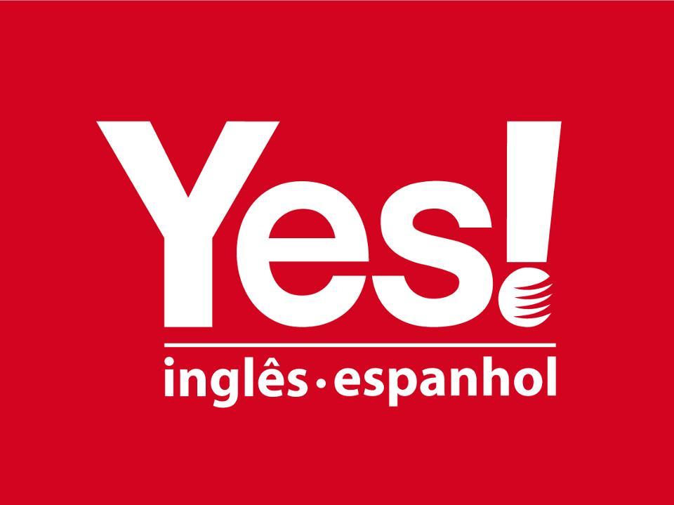 8ce7f5c4e6 Marca do curso de idiomas Yes deve ser exposta na barra da camisa e ...