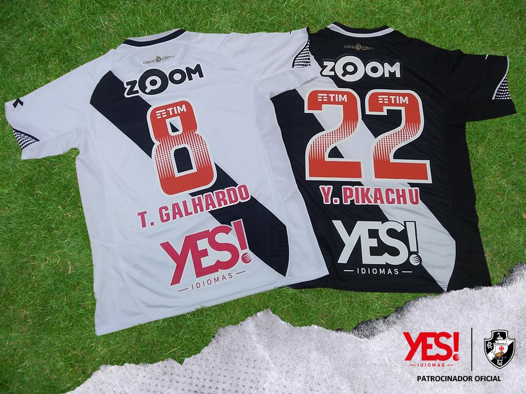 Bruno Maia e presidente do Yes falam sobre patrocínio na camisa do ... 978ece80c315f