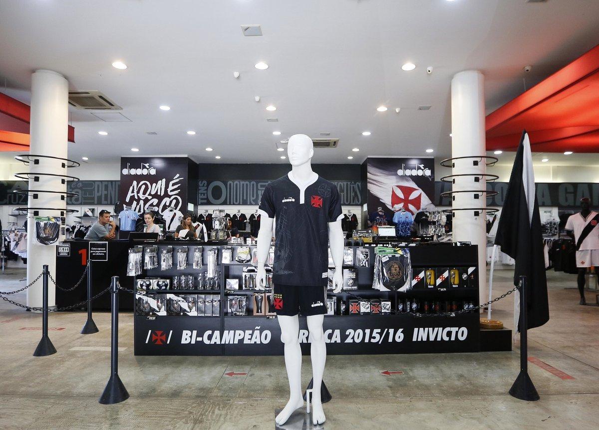 5a41c5420d A nova Camisa III do Vascão já está disponível na Mega Loja Gigante da  Colina