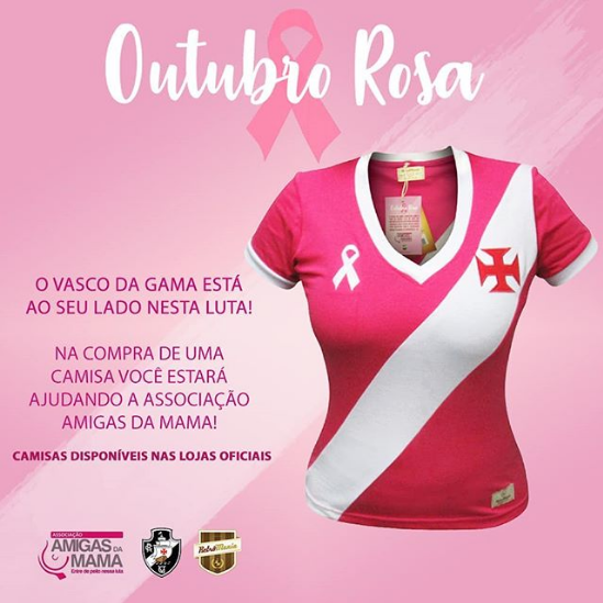 d689788dcb Fonte  Instagram oficial do Vasco