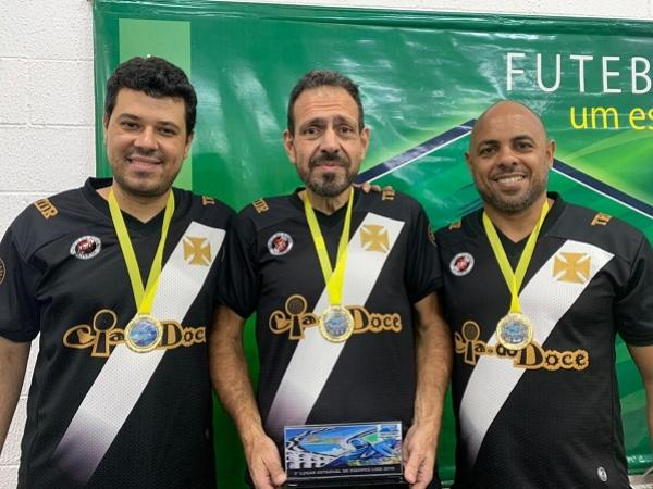 C.R. Vasco da Gama - 3º lugar do Estadual dde Equipes 2018 da Categoria Liso