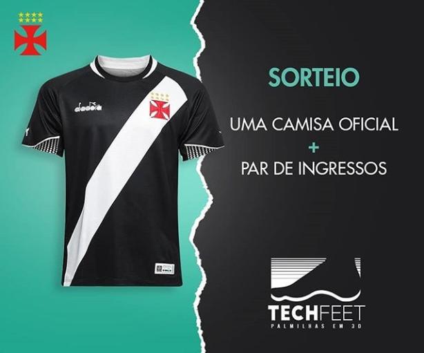 Vasco News - Vasco Minha Vida  Vasco anuncia sorteio de camisa ... c432e628319d4