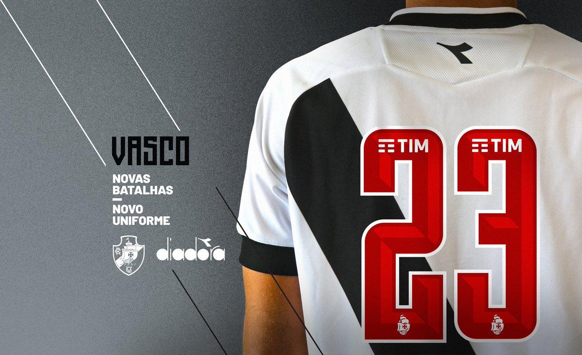 ec717a1f01 Vasco estreia novo uniforme contra o Volta Redonda no dia 23 01 ...