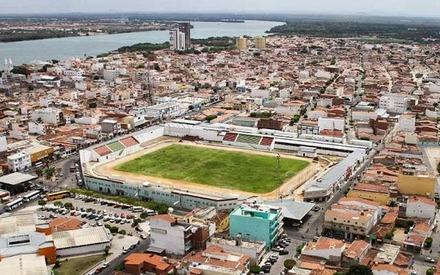 Estádio Adauto Moraes, em Juazeiro (BA)