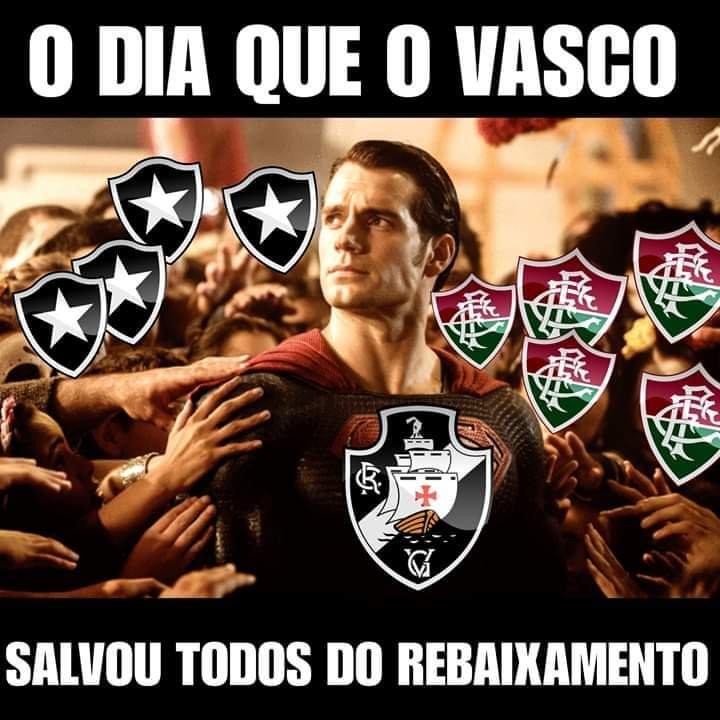 Veja Memes Da Vitória Do Vasco Sobre O Cruzeiro Pelo