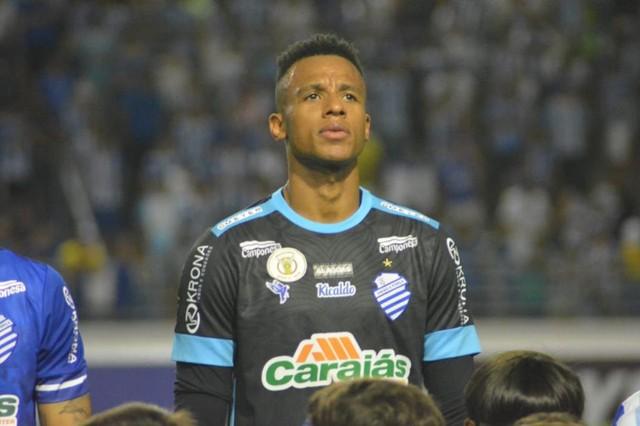 Jordi se destacou pelo CSA no Brasileirão