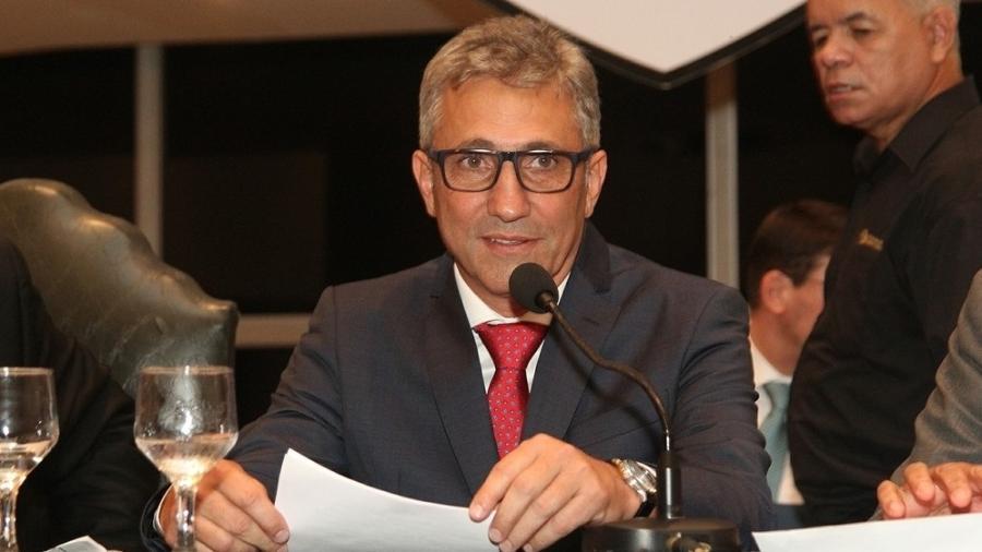 Alexandre Campello, presidente do Vasco e da comissão de clubes na CBF: