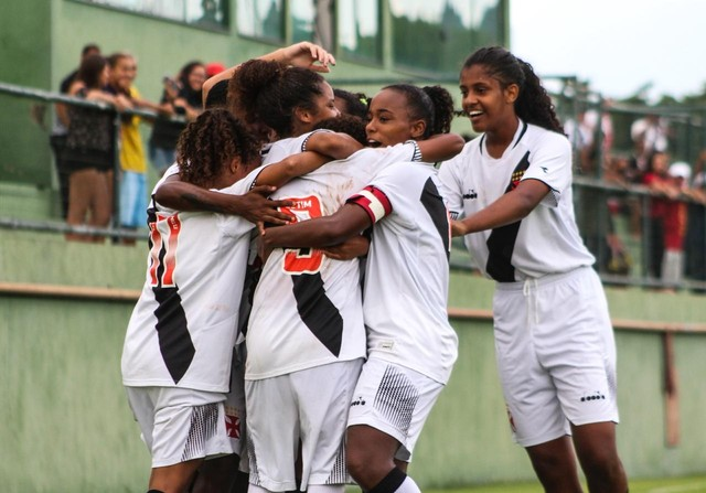 Time feminino do Vasco