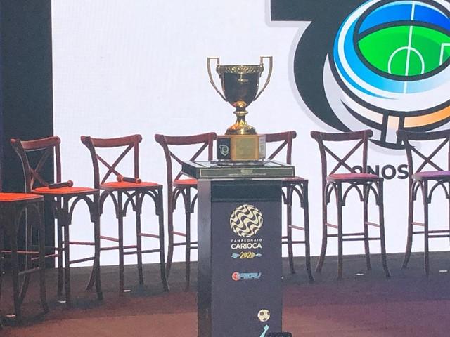 Taça do Campeonato Carioca: Maracanã 70 anos