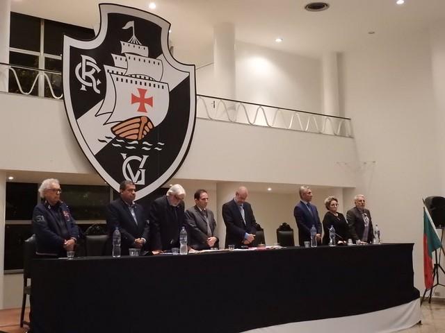 Campello fala sobre lista de sócios e Mussa garante eleição direta ...