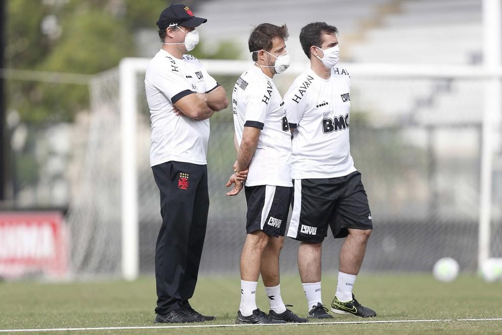 Carlos Germano, Ramon Menezes e Thiago Koslosky