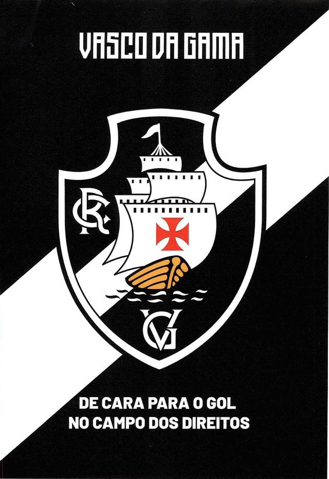 De cara para o gol no campo dos direitos é um dos projetos do setor psicossocial do Vasco