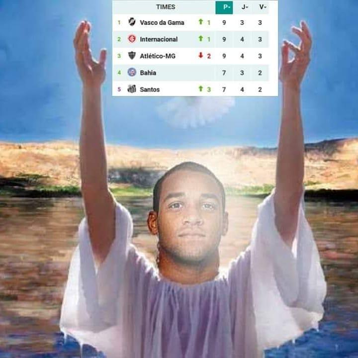 Veja Memes Da Vitoria E Da Lideranca Do Vasco No Campeonato Brasileiro Netvasco