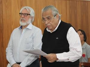 Presidente do Conselho de Beneméritos do Vasco, Silvio Godoi era um antigo aliado do ex-presidente Eurico Miranda