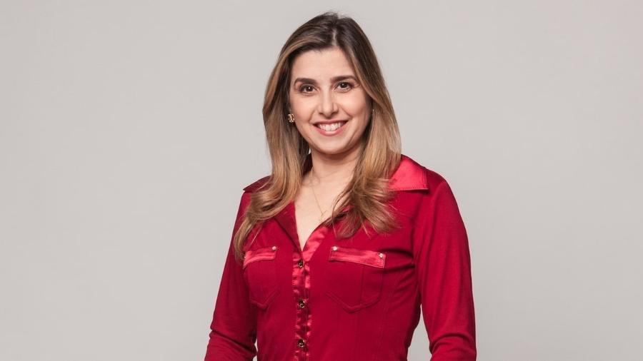 Mylena Ciribelli: apresentadora ex-Globo está na Record desde 2009