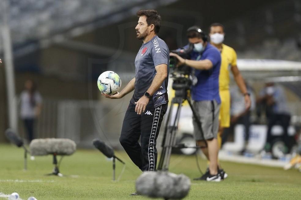 Ramon deixou o clube após a derrota para o Bahia no primeiro turno