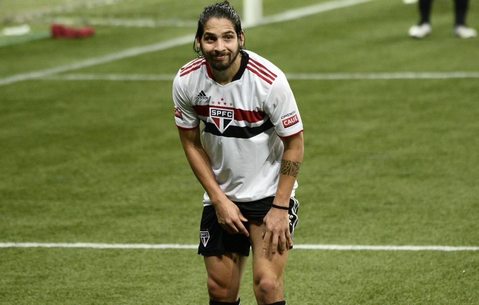 Com desempenho abaixo do esperado na reta final do Brasileiro e contrato até junho, Benítez foi para o São Paulo