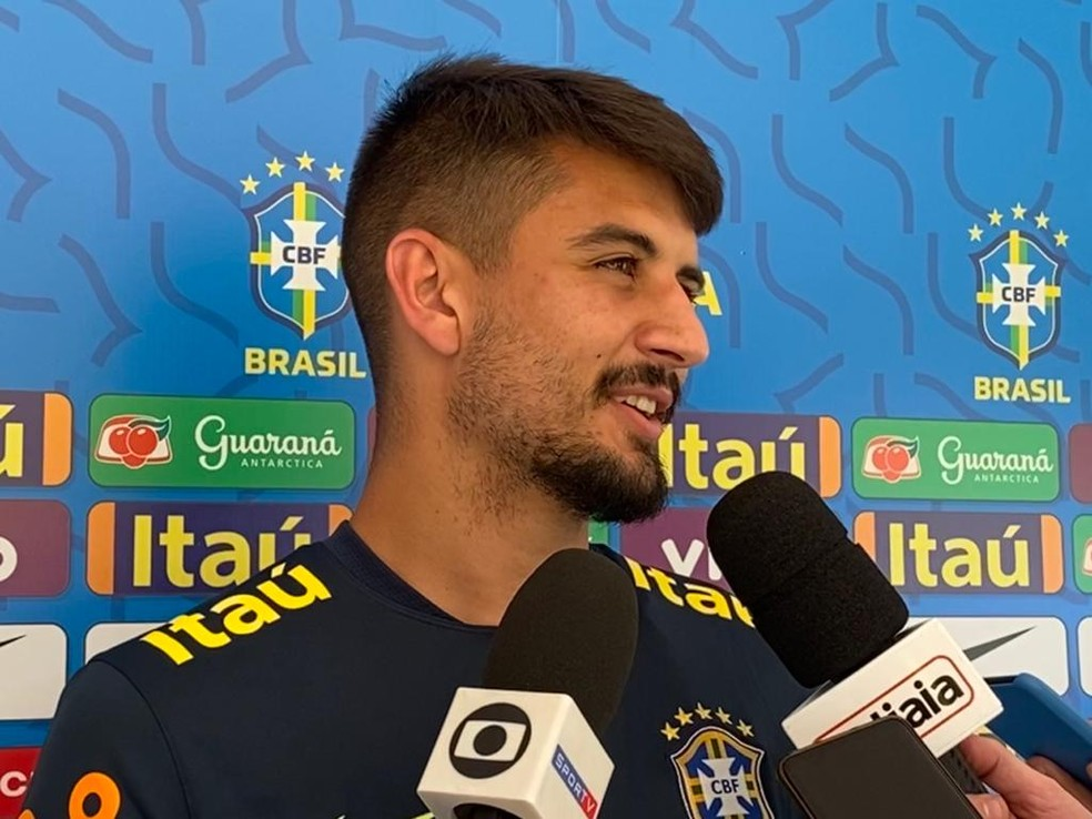 Ricardo Graça, zagueiro do Vasco, vai se juntar à seleção sub-24 para os jogos de Tóquio