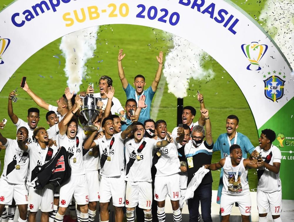 Do time titular campeão da Copa do Brasil sub-20 em janeiro, sete foram incorporados ao profissional e três são titulares de Marcelo Cabo