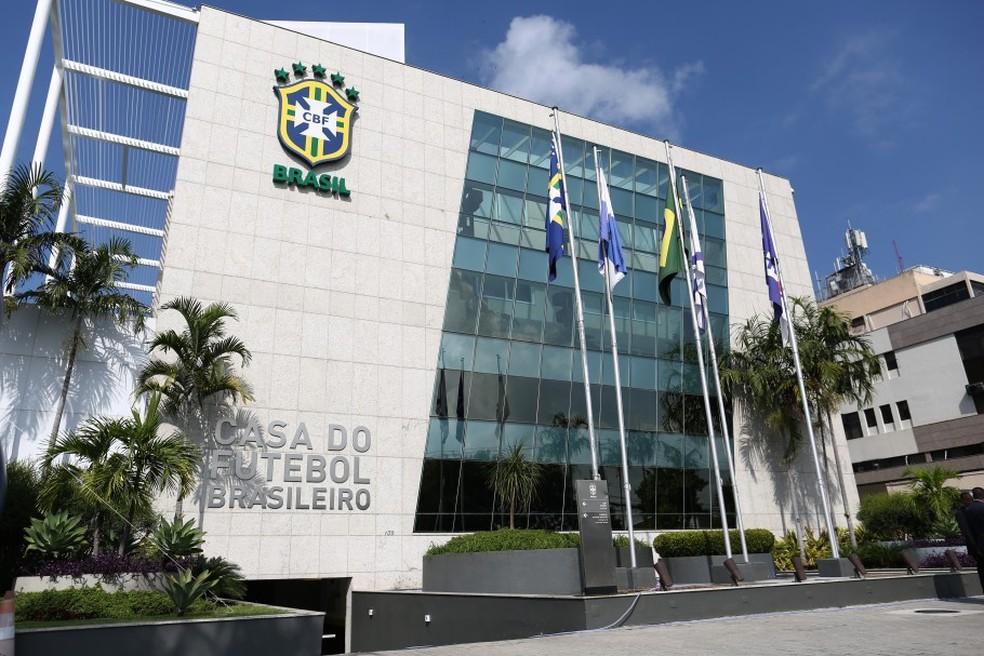 CBF cogita a retomada de público nos estádios a partir das quartas de final da Copa do Brasil