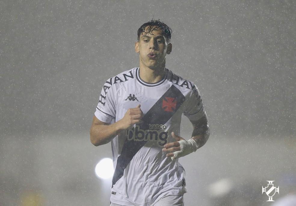 Sarrafiore marcou o gol da vitória do Vasco em Salvador