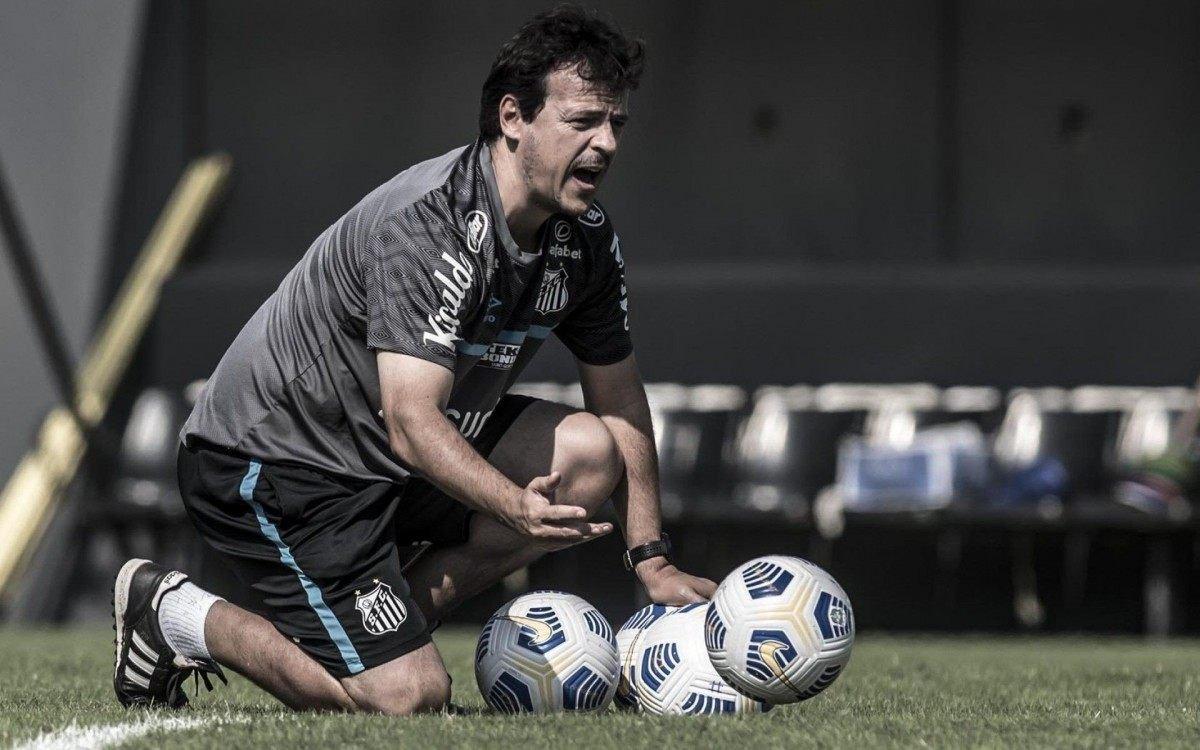 Fernando Diniz estreia é aguardado no Rio no sábado, quando comandará o primeiro treino no CT Moacyr Barbosa