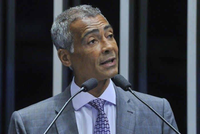 Senador Romário Faria (PL-RJ)
