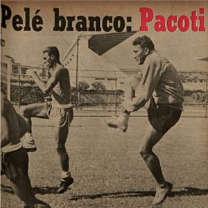 Pacoti foi um dos destaque do Vasco na Escandinávia